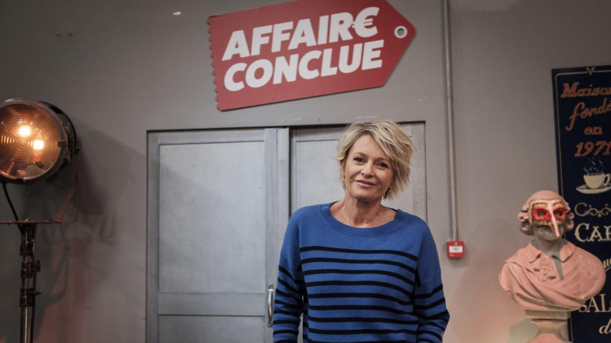 Affaire conclue: ces objets bannis par la production de l'émission de France 2