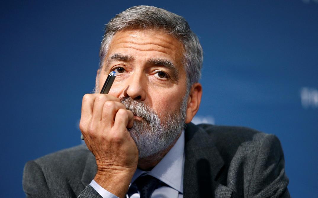 George Clooney aurait eu des pensées suicidaires suite à son accident sur le tournage du film « Syriana »