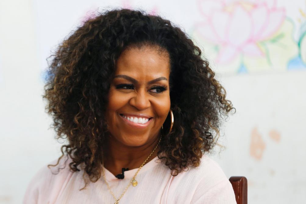 Quand Michelle Obama partage sa playlist idéale pour faire du sport