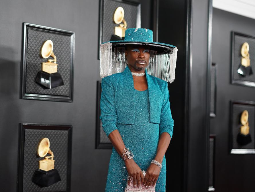 Grammy Awards: quand les internautes s'amusent à détourner le chapeau de Billy Porter sur les réseaux sociaux