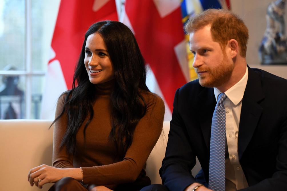 Meghan Markle renonce à devenir citoyenne britannique