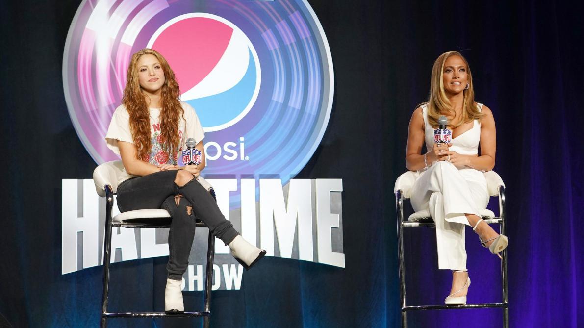 Superbowl 2020 : redécouvrez la prestation de Shakira et Jennifer Lopez !
