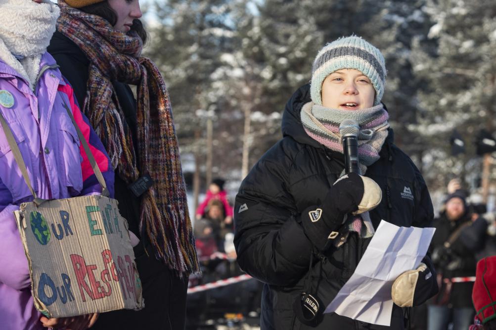 Greta Thunberg bientôt héroïne d'une série sur la BBC