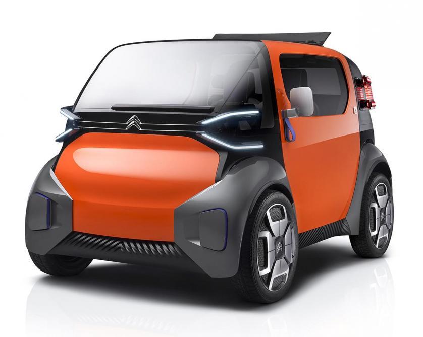 Nouveau concept de mobilité pour Citroën?