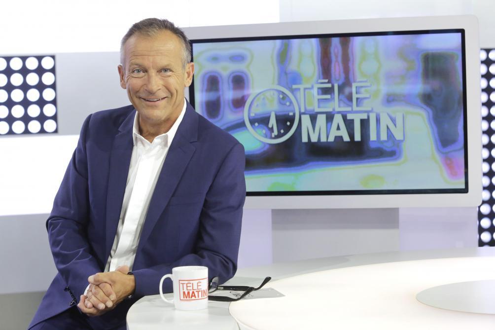 Laurent Bignolas placé en quarantaine — Télématin