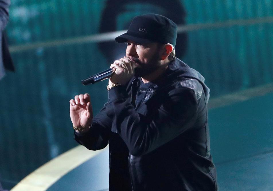 Eminem lance le