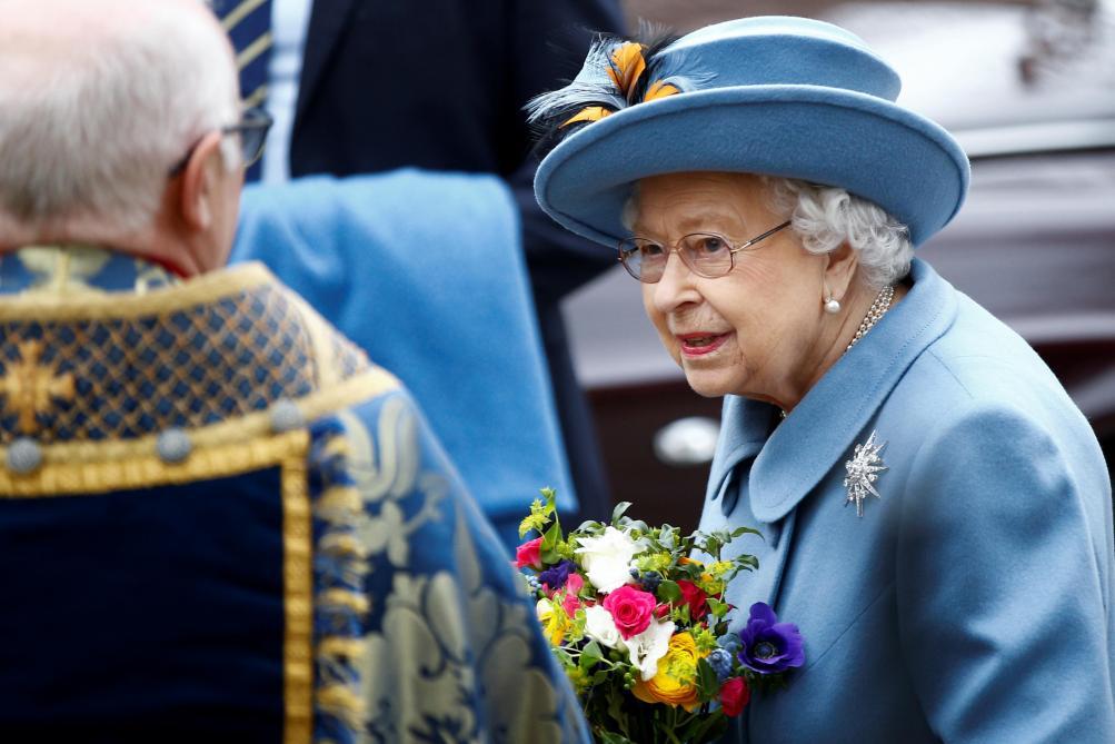Coronavirus: la reine Elizabeth II reporte plusieurs engagements