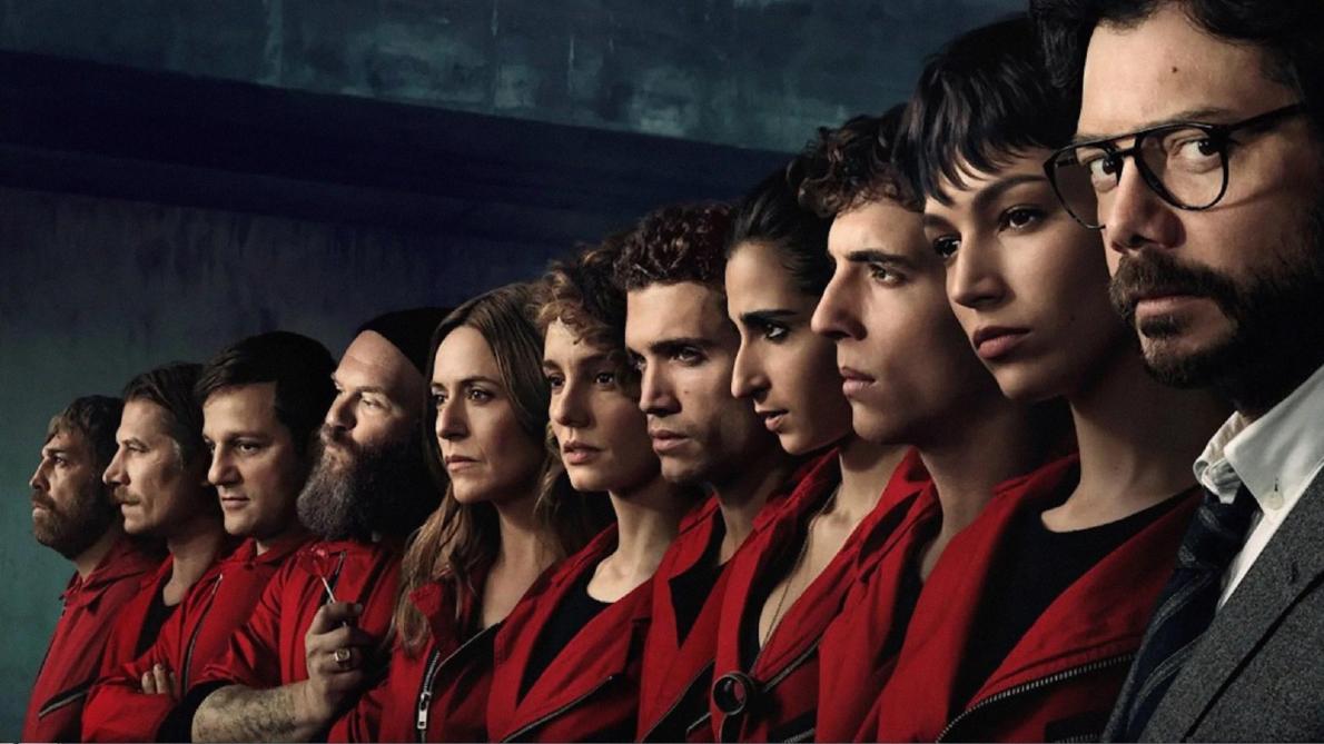 La Casa de Papel : le créateur confirme une saison 5