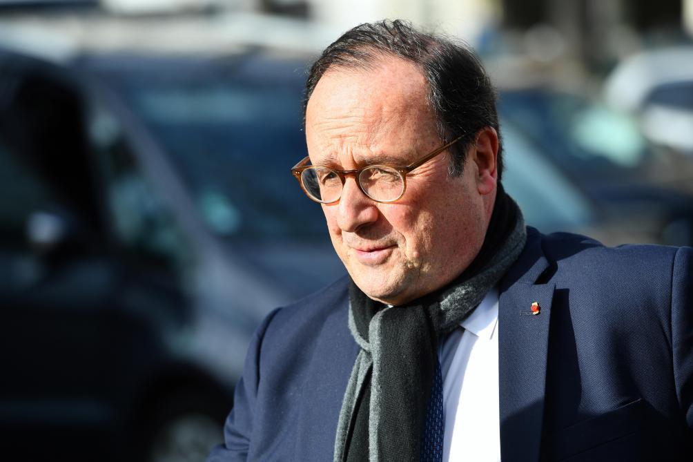 François Hollande endeuillé par la mort de son père en plein confinement: «Je n'ai pas pu le visiter»