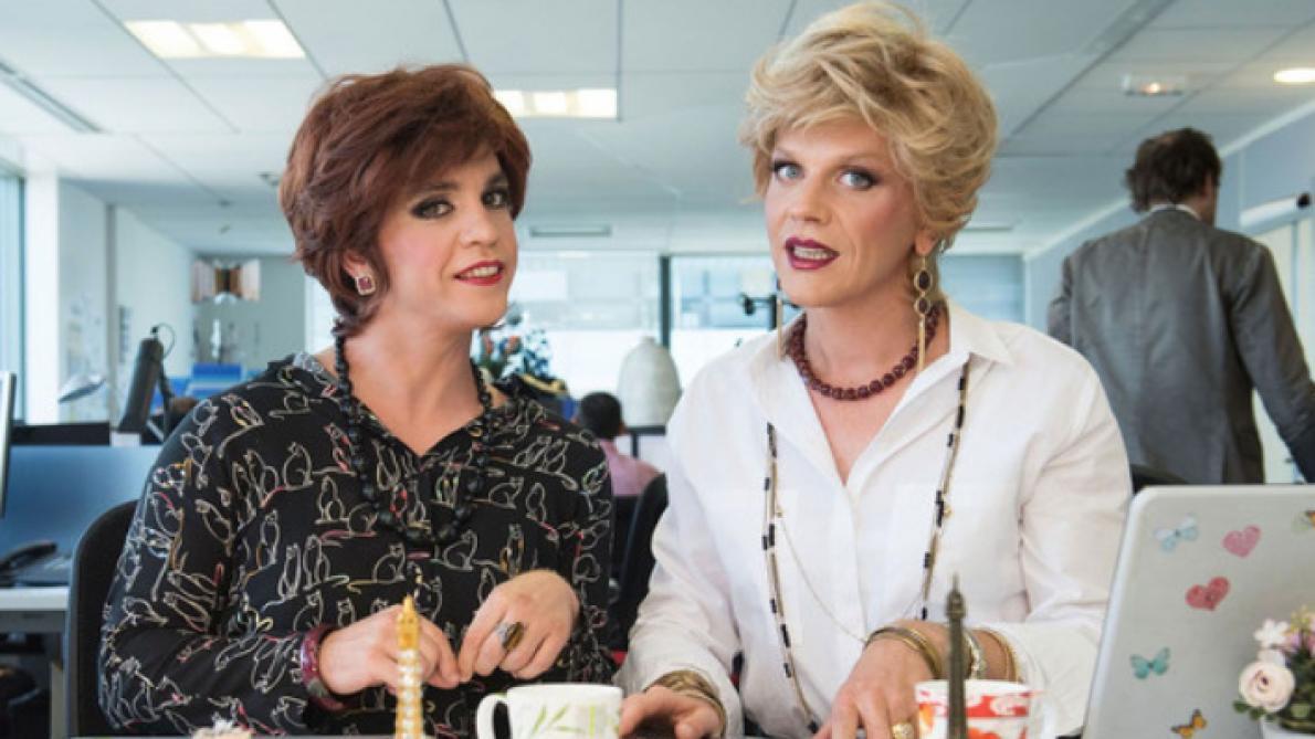 VIDÉO - Catherine et Liliane confinées, de retour sur Internet