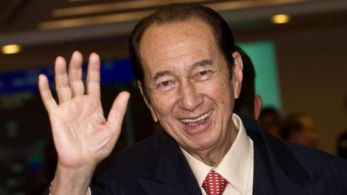 Stanley Ho, le roi des casinos de Macao, est décédé
