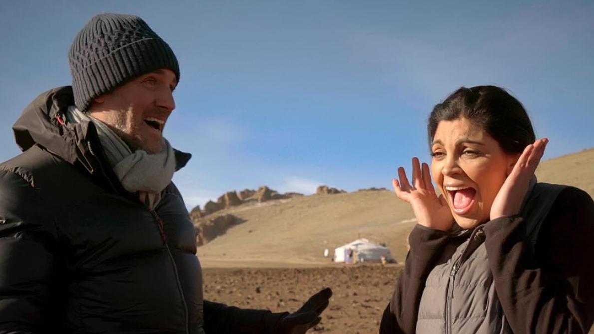 À la télé ce soir: «Rendez-vous en terre inconnue» avec Nawell Madani ou «Harry Potter 7» (vidéos)
