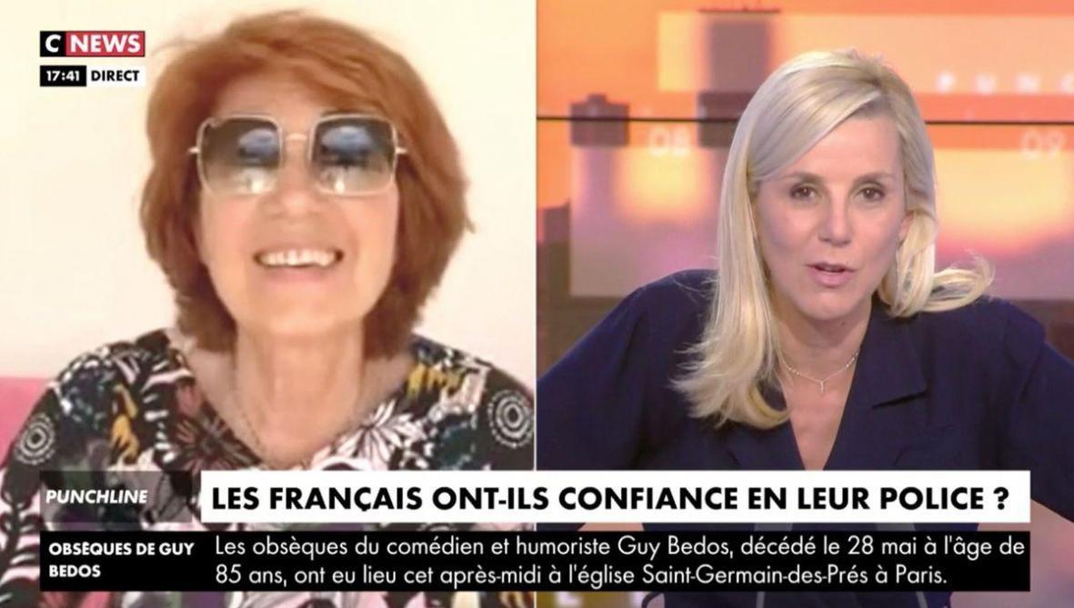 CNews choque en invitant Véronique Genest à parler des violences policières (vidéo)