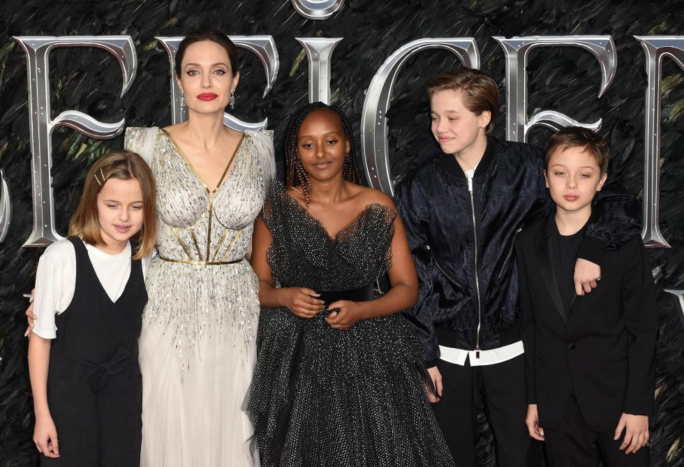 Angelina Jolie préoccupée pour sa fille Zahara :