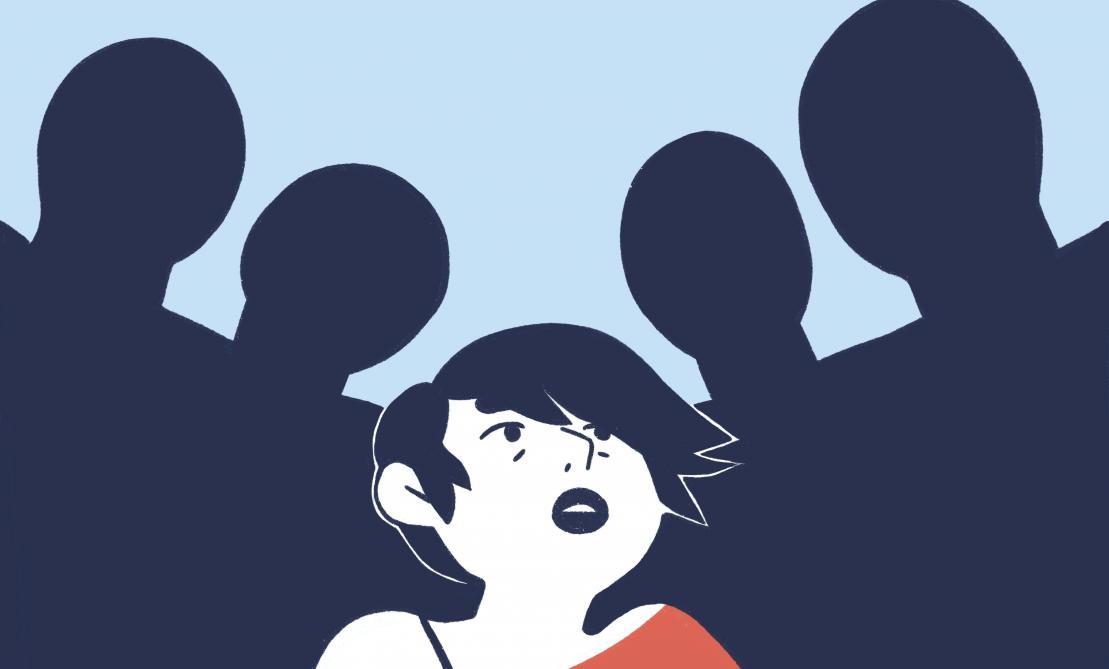 Le harcèlement sexiste virtuel, c'est réel!