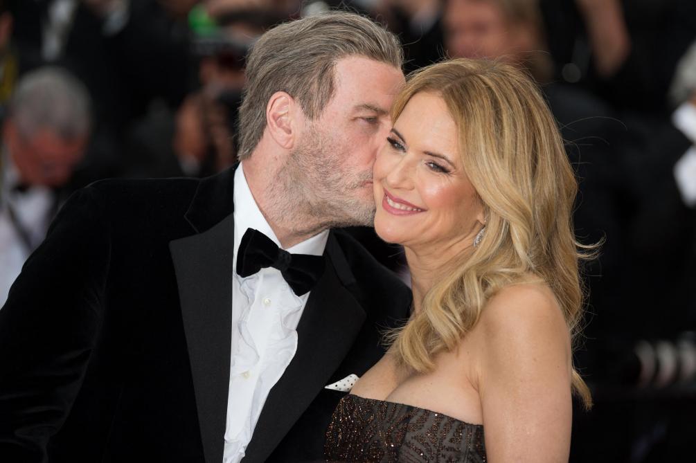 John Travolta annonce le décès de sa femme Kelly Preston sur Instagram