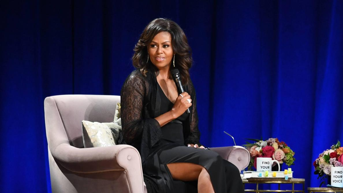 Confinement, racisme, Trump… Michelle Obama indique souffrir d'une