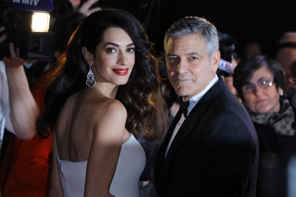Amal et George Clooney versent des milliers de dollars pour le Liban