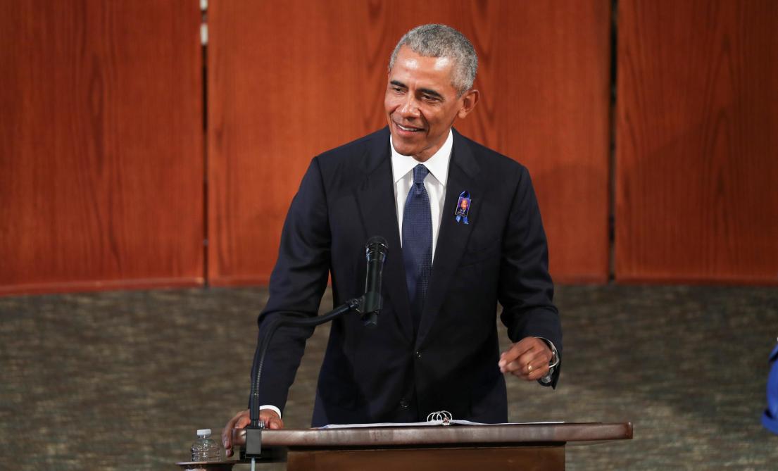 Obama dévoile sa playlist de l'été