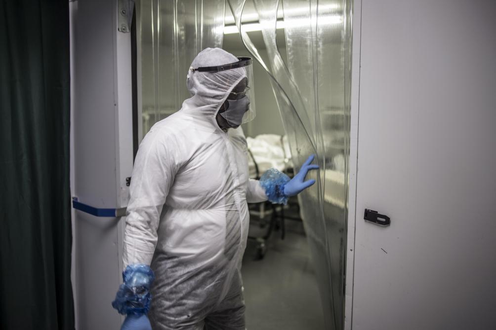 Une femme se réveille à la morgue, déclarée morte par erreur — Russie