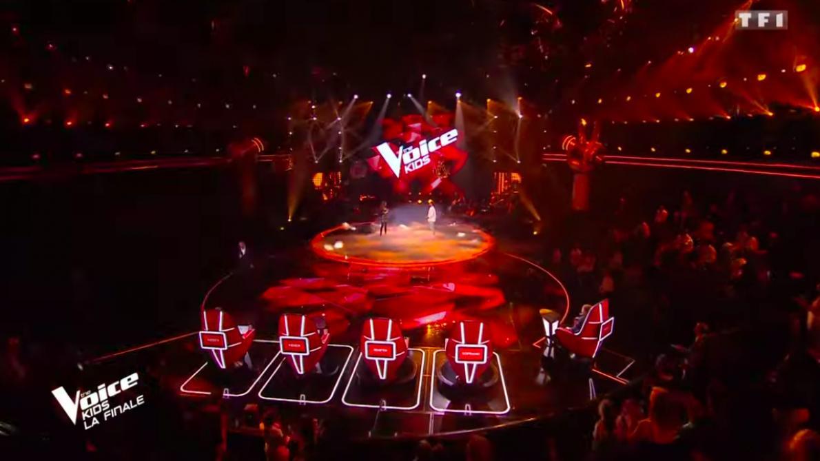 Rebecca remporte la finale de The Voice Kids avec la manière