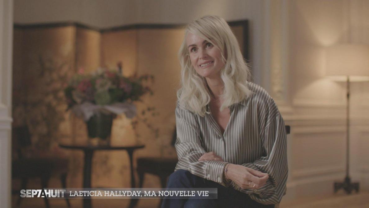 Laeticia Hallyday, une nouvelle vie