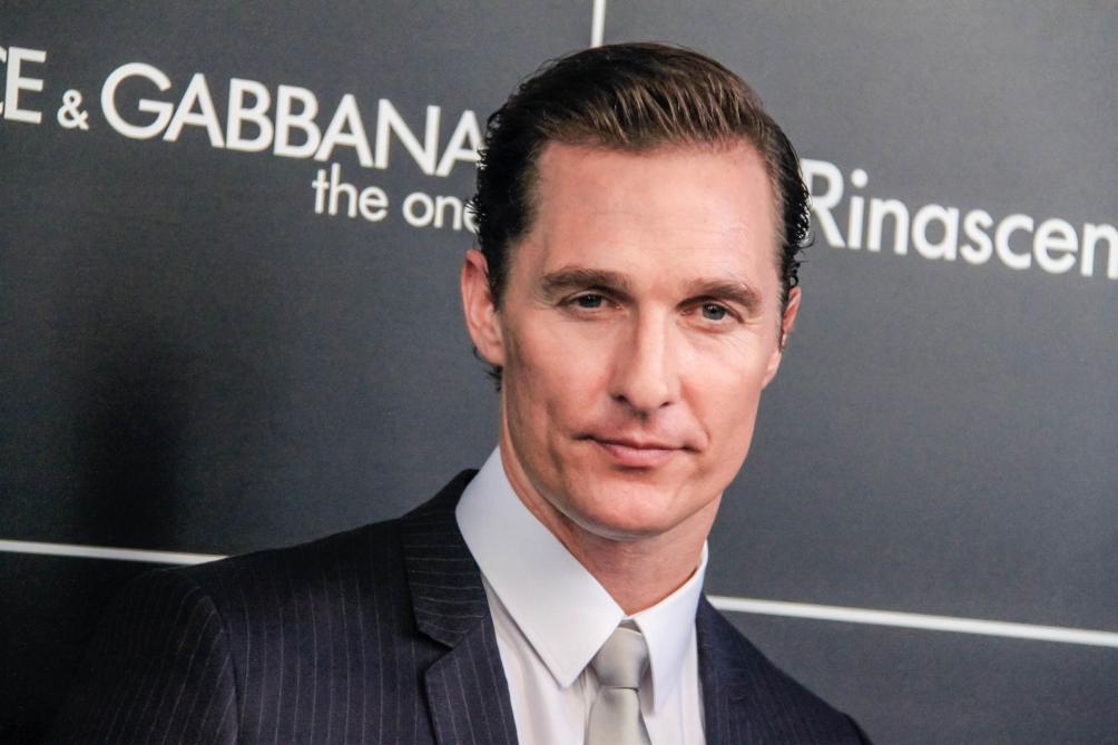 Matthew McConaughey révèle avoir été agressé sexuellement quand il était adolescent