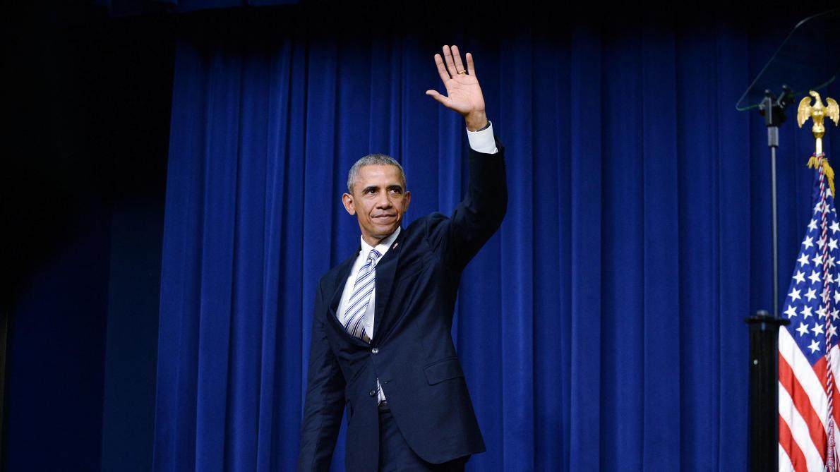 Un si grand Soleil remplacé par l'interview de Barack Obama — Déprogrammation