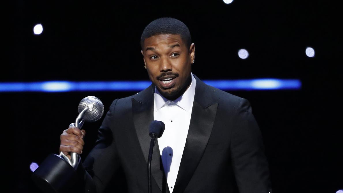 Michael B. Jordan élu homme vivant le plus sexy de l'année 2020