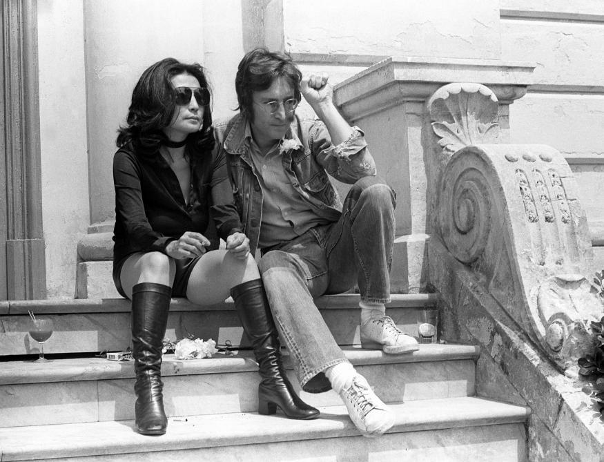 L'album de John Lennon dédicacé à son meurtrier mis en enchères