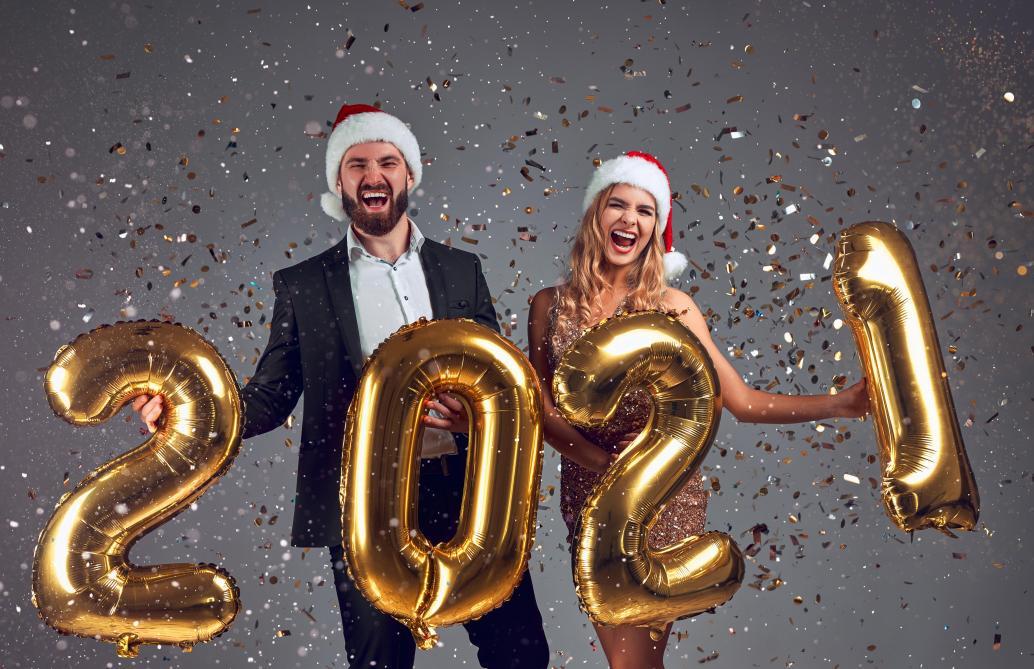 Vivement 2021 après une année non érotique!