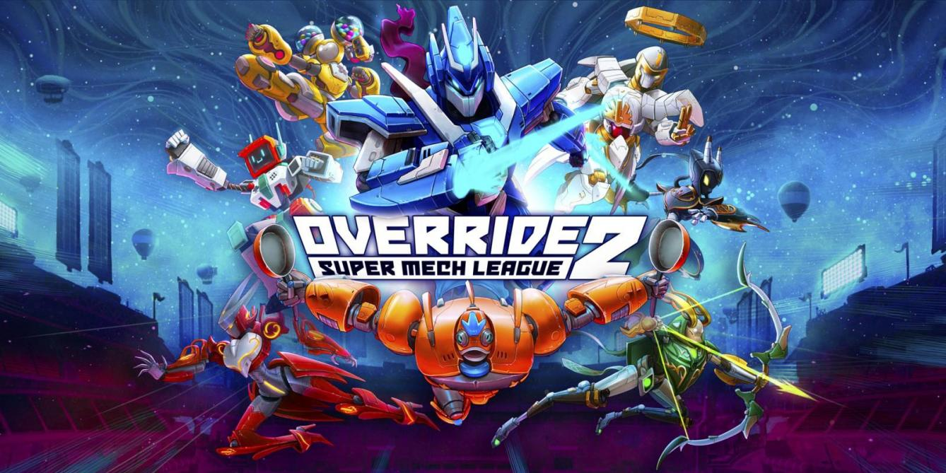 Test – Override 2 Super Mech League: des mechas à la casse