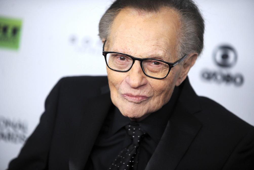 Mauvaise nouvelle:Larry King est mort à l'âge de 87 ans