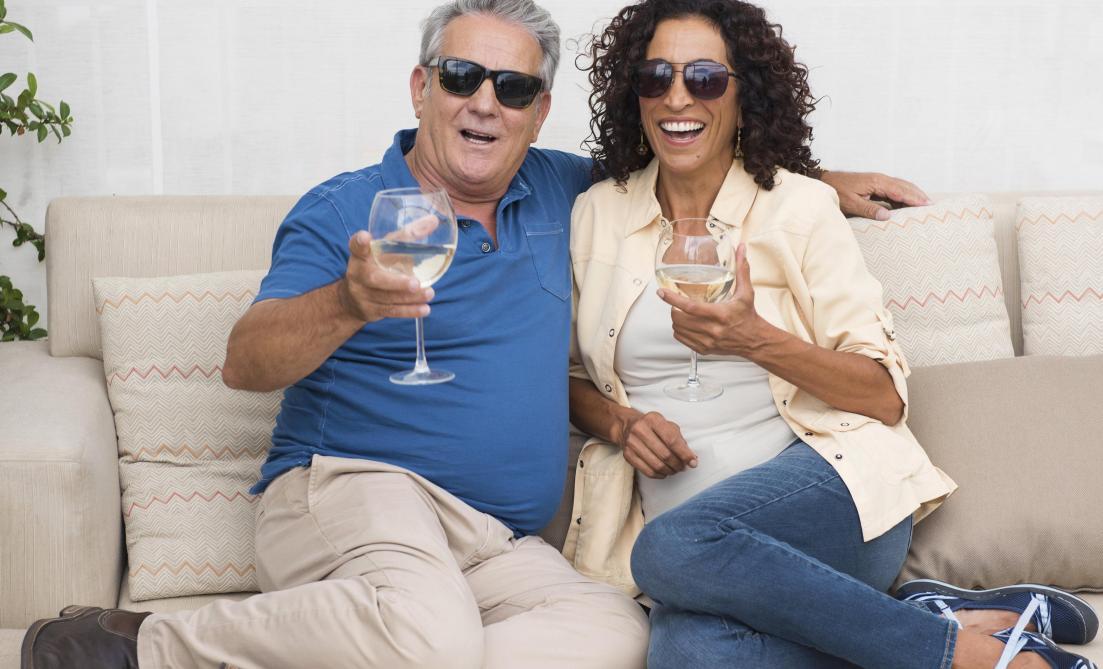Un seul verre de vin éloigne le médecin