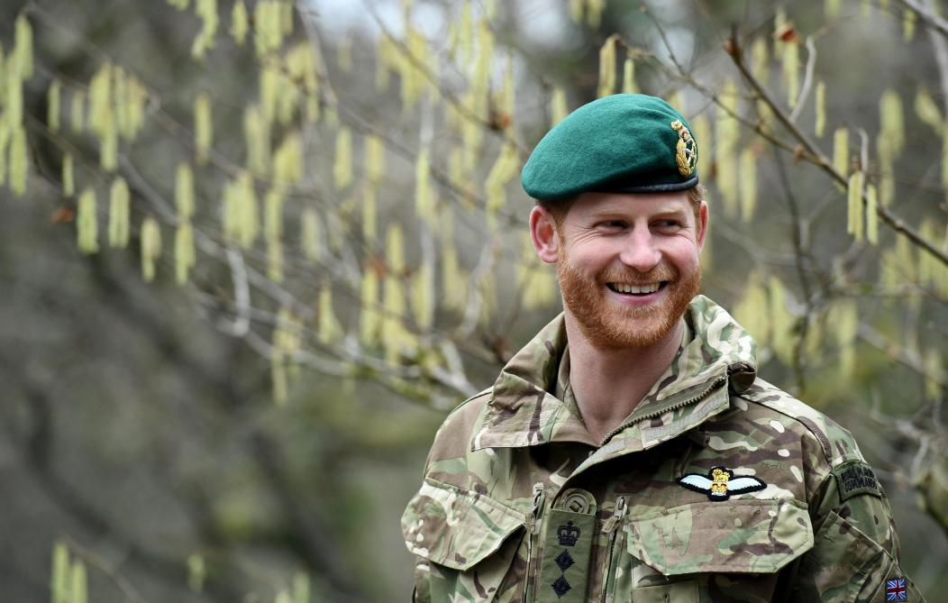 Le prince Harry trouve un accord en justice avec un tabloïd britannique