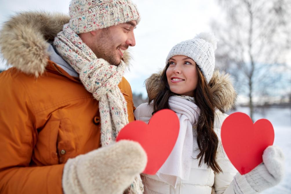 Saint-Valentin contaminé par la COVID!