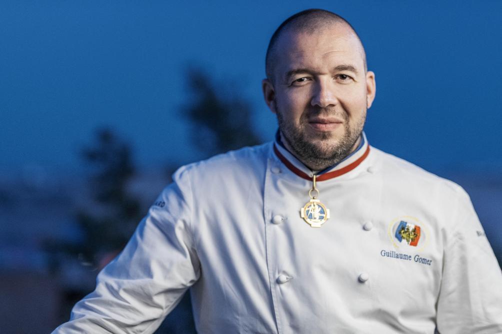 Le chef Guillaume Gomez va quitter les cuisines de l'Élysée après 25 ans de service