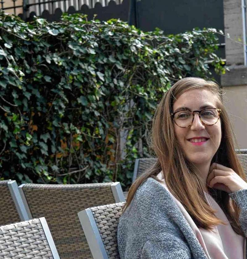 0af9426b4c4 Une blogueuse de 30 ans s est spécialisée dans la garde-robe royale ...