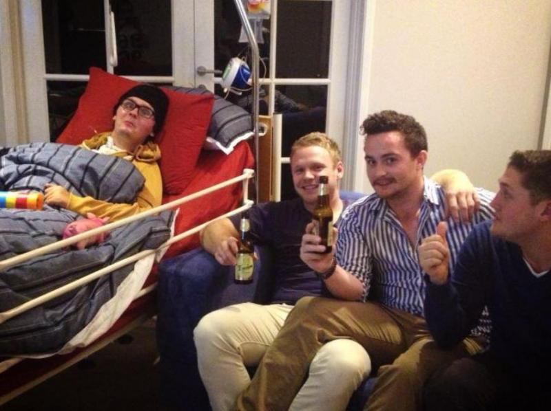 Un jeune rugbyman australien décède après avoir mangé une limace