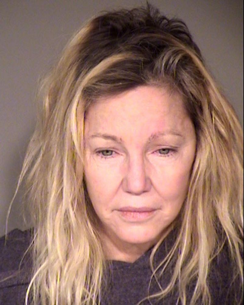 Heather Locklear, star de «Melrose Place», va se faire interner (photo)